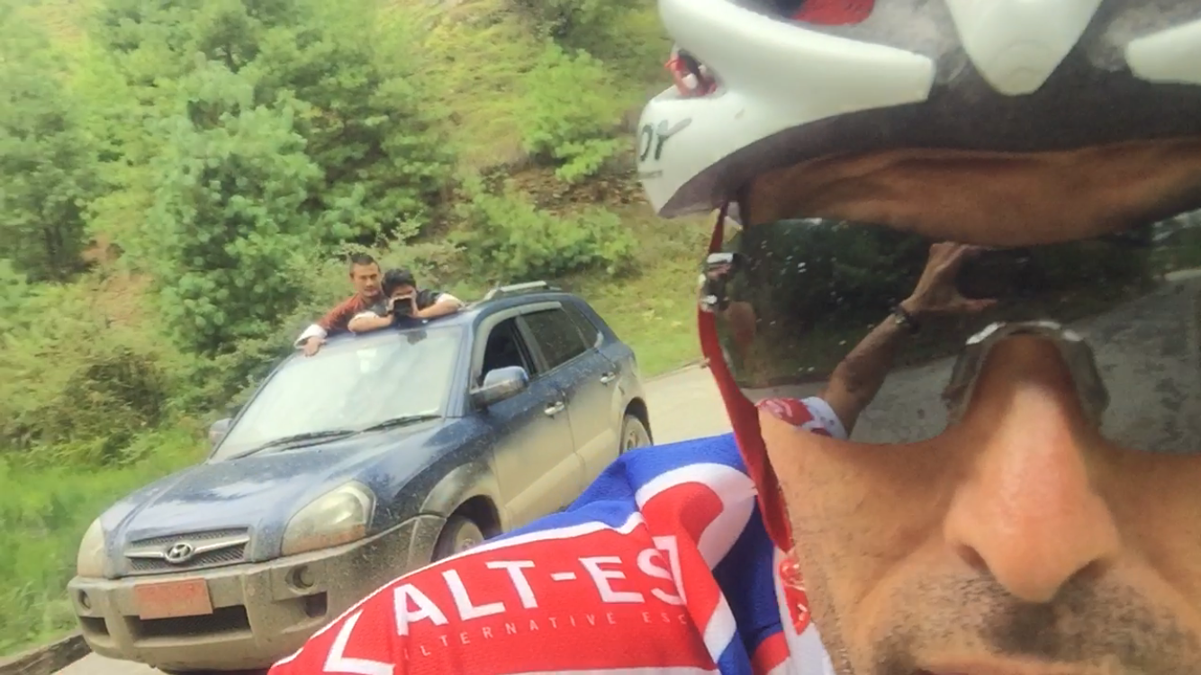 iPhone Beats GoPro In World's Toughest Bike Race